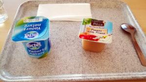 premier repas après sleeve